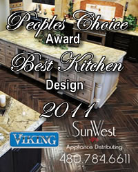 2011 Custom Home Award Winner by Ranking Arizona