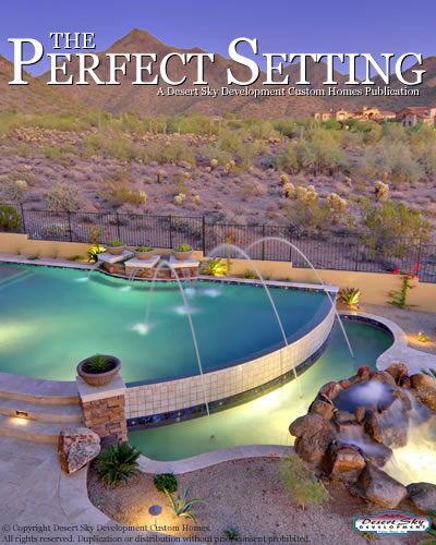 Scottsdale Custom Landscaping |  Photo Gallery