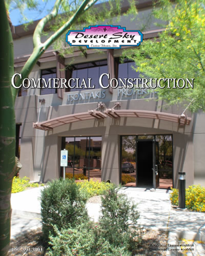 Commercial Construction | Scottsdale Commercial Picture Gallery
