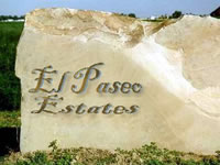 El Paseo Estates Custom Home Builders