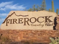 Firerock Country Club Custom Home Builders